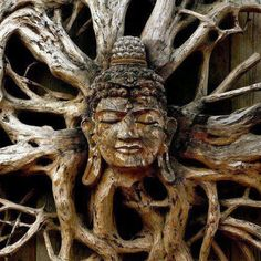 Wood Sculpture