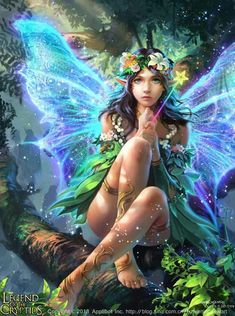Elves Faeries Gnomes: #Faery.