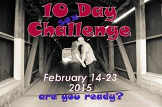 To convince you to try our annual 10 Day Sex Challenge, we decided to let our readers share their experiences. 10 Day Challenge, Christian Marriage, 10 Days, Insight, Challenges, Wisdom, Neon Signs, Relationship, Posts