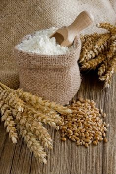 Useful info on different types of flour