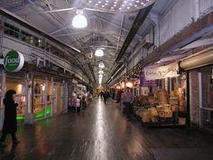 Chelsea Market  http://visitarnovayork.com/chelsea-market/