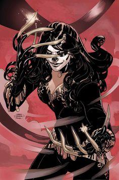 Ana Cortes aka Lady Deathstrike