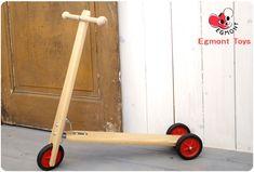 【楽天市場】ベルギー Egmont toys エグモントトイズ 3輪キックボード:slowworks