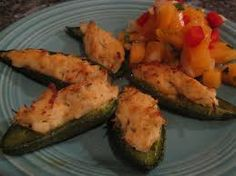 Crab Stuffed Jalapeno Peppers - Best Crab Recipe