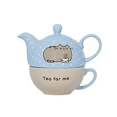 Pusheen Tea For One Set
