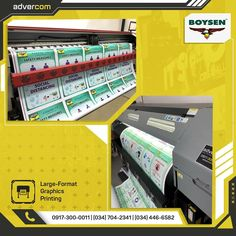 Bacolod, Signages, Large Format Printing, How To Stay Healthy, Ph, Numbers, Safety, Advertising, Branding