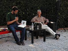 #flep2013 Parco Monumentale // Stripbook (Edizioni Clichy),  incontro con MARCO PETRELLA, interviene Marco Lupo.