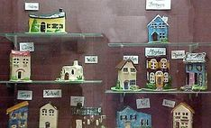 pottery houses - Google Search