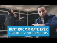 Just Steph Curry and me, doing roommate things. Thanks to the Brita Stream for sponsoring this video and a huge shoutout to Stephen Curry! #Ad Learn more abo...