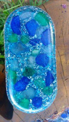 Blue Medalion by OrganITA