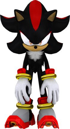 Shadow the Hedgehog (Mef) by on DeviantArt Shadow The Hedgehog, Sonic The Hedgehog, Silver The Hedgehog, Sonic Dash, Sonic And Amy, Sonic And Shadow, Sonic Boom, Sonic Underground, Hedgehog Birthday