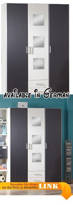 B00TPXZZ80  Wimex Kleiderschrank/ Schwebetürenschrank Easy A Plus - schlafzimmerschrank landhausstil weiß
