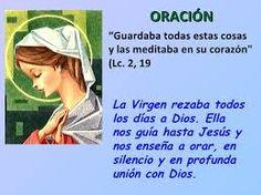 Resultado de imagen para las virtudes de la virgen maria