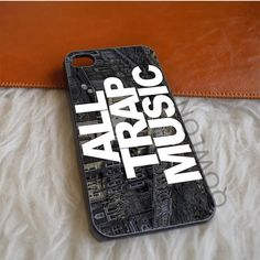 All trap Music Logo iPhone 4 | 4S Case