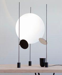 Ricochet Light :  Daniel Rybakken.