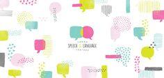 Logo & Identity - Camba Speech & Language Therapy on Behance Speech Language Therapy, Speech And Language, Speech Therapy, Language Logo, Branding Design, Logo Design, Graphic Design, Start Up Business, Helping People