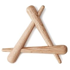 top3 by design - Normann Copenhagen - normann timber trivet
