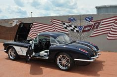 58 Corvette  /// What would you do with  http://www.ExtraMoneyUSA.com