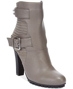 Bar III Valerie Booties. I believe I'm head over heels for the black--several times over.