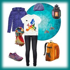 Summer Inspiration 2012, created by zegingerqueen on Polyvore