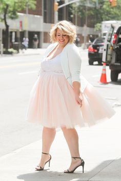 Jessica Kane Tutu - Blush (Sizes 1X - 6X)
