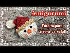 Crochet Christmas Ornaments, Christmas Knitting, Christmas Crafts, New Years Decorations, Christmas Decorations, Amigurumi Patterns, Crochet Patterns, Christmas Time, Xmas