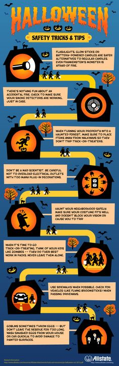 Halloween Safety Tips and Tricks