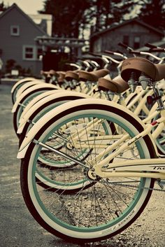 if I had a bike as cute as this, I would ride it all the time