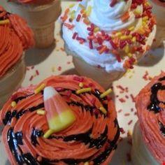 Cakes In A Cone Recipe - Allrecipes.com