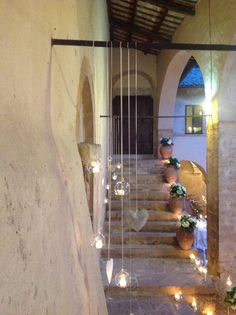 umbria wedding decorations