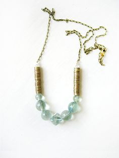 bliss blog - i heart monday: mint bubbles by fortune