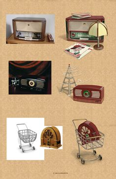 radio icons2 by Vlademareous