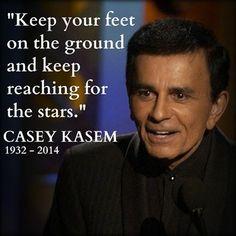 ~Casey Kasem  1932-2014
