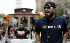 The 2012 Elections: Heralded by Sergio Romo's Shirt | The Nation