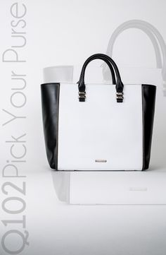 Rebecca Minkoff - Mini Perry Tote. Go to wkrq.com to find out how to play Q102's Pick Your Purse!