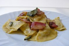 Casonsei alla bergamasca, #Lombardia - www.BedAndBreakfastItalia.com - #LombardiaFood #ItalianFood #Food #Italy
