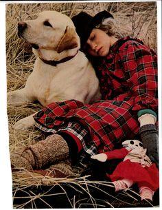 Vintage Ralph Lauren Ad