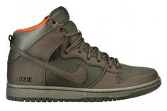the latest 8c499 8c6e3 Frank Kozik X Nike SB Dunk (New Pics) - Sneaker Freaker