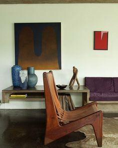 Julio Roberto Katinsky House. Photo by Ricardo Labougle.