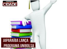 Japaraíba lança pacote de benefícios para universitários e para alunos de curso técnico ou profissionalizante Leia mais:http://www.jornalcidademg.com.br/prefeitura-de-japaraiba-lanca-programa-unibolsa/