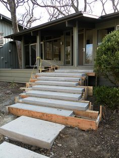 floating stairs outside - Google Search