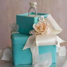 tiffany floral wedding cake - Bing Images