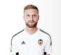 Jugadores del Primer Equipo - Valencia CF - Página web oficial Valencia CF
