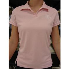 Pink UCF Polo @ Gray's College Bookstore