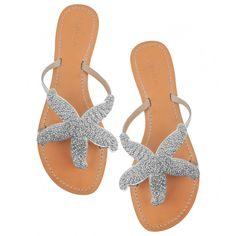Starfish Flat Sandal