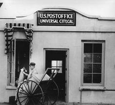 Post Office At Universal Studios  1922