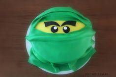 Lego Ninjago Cake for a Boys Birthday