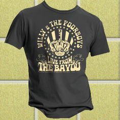 ShirtT Poor Willyamp; Revival Boys The Creedence Clearwater b76Yyfgv