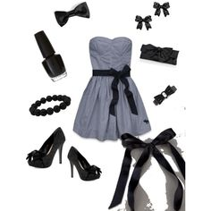 All Bowed Up!, created by smbsammers.polyvore.com