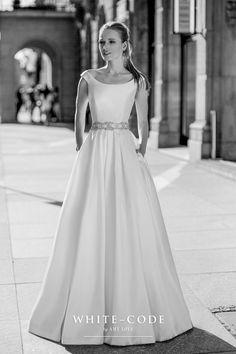 Suknie ślubne White-Code 2017 / Catie